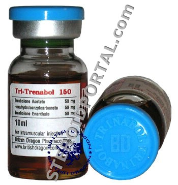 Tri-Trenabol 150 : Trenabolone Acetate, Trenbolone Hexahydrobenzylcarbonate, Trenbolone Enanthate .