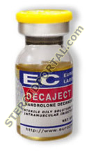 Decaject (Nandrolone Decanoate) 200 mg/ml 10ml, EurochemLabs
